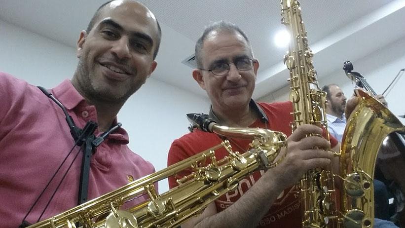 Saxophone Player | Cyprus - Weddings & Events